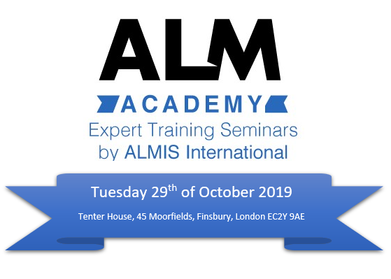 ALM Academy 2019